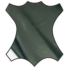 Кожа Буффало Темно-зеленый