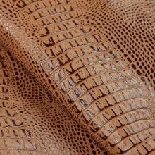 Кожа Кайман, коричневый 230/440