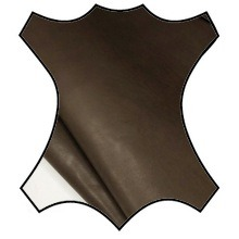 Кожа Краст, шоколад 1,3-1,5 мм