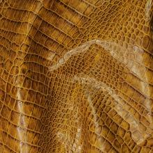 Кожа Крокодил, песочный (bl) CH