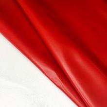 Кожа Неаполь, красный