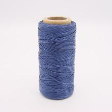 Кожа Нить плоская плетеная вощеная #220