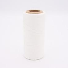 Кожа Нить плоская плетеная вощеная #у501