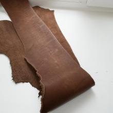 Кожа Пола, темно-коричневая 3,0-3,5