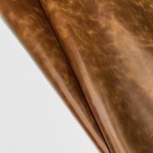 Кожа ПУЛЛ-АП, коричневый С ВОСКОВОЙ ОТДЕЛКОЙ, VX