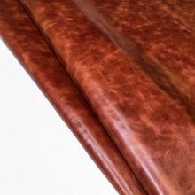 Кожа ПУЛЛ-АП, красно-коричневый С ВОСКОВОЙ ОТДЕЛКОЙ, BK