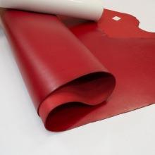 Кожа Вороток красный