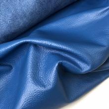 Кожа Зара, синий
