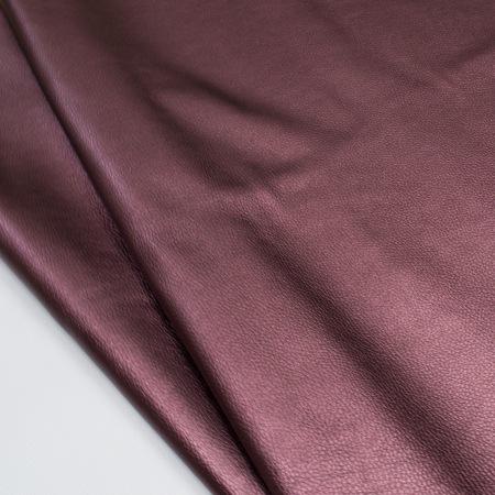Кожа Флотер галактика Чернильно-фиолетовый