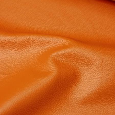 Кожа Флотер, оранжевый