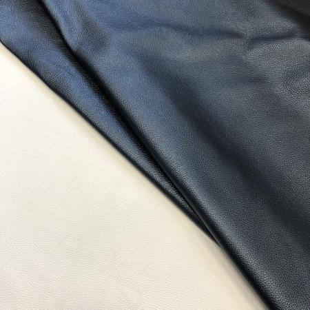 Кожа Флотер, темно-синий