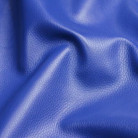 Кожа Флотер, ярко-синий