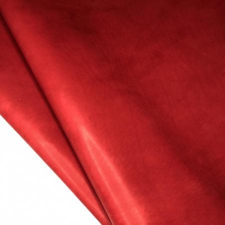 Кожа Краст, красный 1,3-1,5 мм