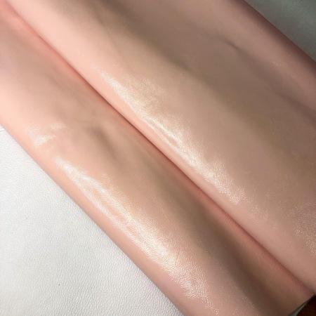 Кожа Наплак, нежно-розовый