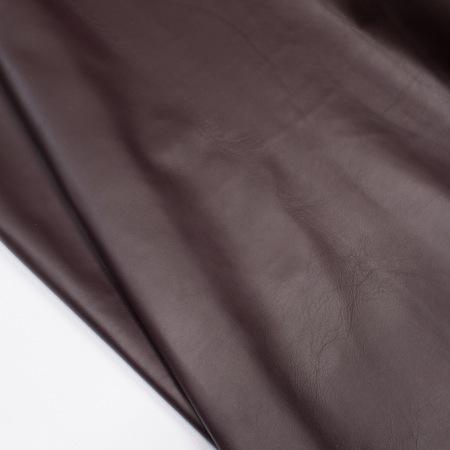 Кожа Наппа темное бордо