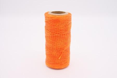 Кожа Нить плоская плетеная вощеная №157