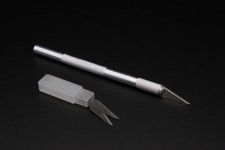 Кожа Нож модельера