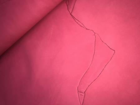 Кожа Нубук Розовый
