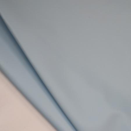 Кожа Полуанилиновая голубая