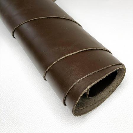 """Кожа """"Райд"""" с покрытием, темно-коричневый"""