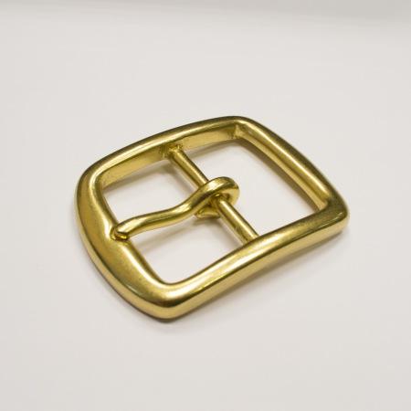 Кожа Ременная пряжка из латуни, 35 мм 013