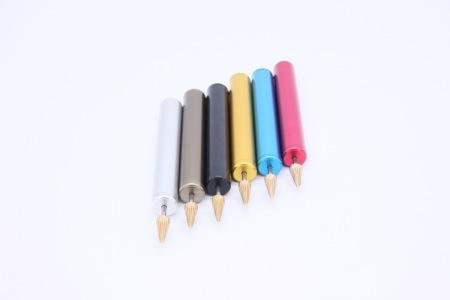 Кожа Ручка-роллер для окраски уреза кожи
