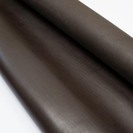 Кожа ШОРНО-СЕДЕЛЬНАЯ ВЫРОВНЕНАЯ (КУЛАТ) Шоколад