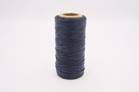 Кожа Нить плоская плетеная вощеная #м1