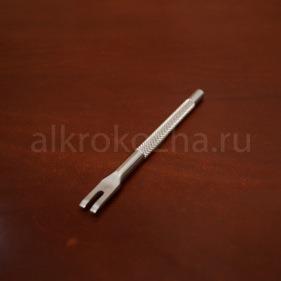 Кожа Рассекатель строчный 2 зуба, 2 мм.
