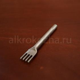 Кожа Рассекатель строчный 4 зуба, 1 мм.