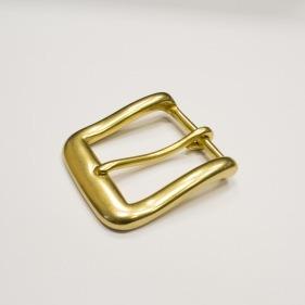 Кожа Ременная пряжка из латуни, 40 мм 012