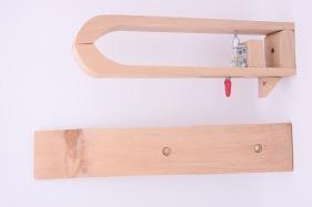 Кожа Шорник для шитья изделий из кожи (зажим для кожи)